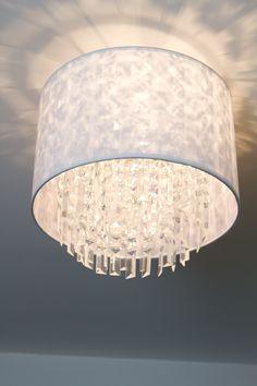 Master Bedroom - Piccadilly Semi Flush Mount Light - #DVP4812  | DVI LIGHTING