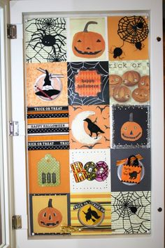 pictures of halloween collages | Halloween Collage