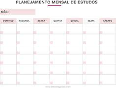 Agenda Planner, Study Planner, Blog Planner, Printable Planner, Planner Stickers, Planners, Iphone Wallpaper Video, Bullet Journal School, Diy School Supplies