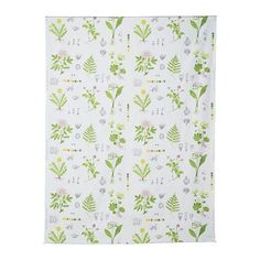 IKEA - DORTHY, the biology nerd in me want this fabric.