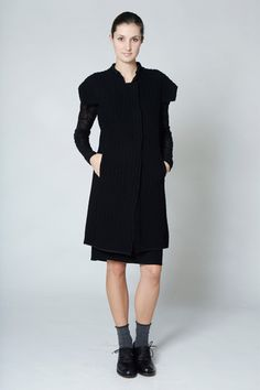 Yeohlee Pre-Fall 2013 Collection Slideshow on Style.com