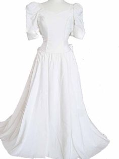 Ivory Bridallure Bridal Gown Wedding Dress by Alfred Angelo  Size 4  FL31  4 From #Alfred Dunner Price: $99.99 Availability: Usually ships in 1-2 business daysShips From #and sold by NW Sales Connection