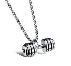 Limited Edition - Dumbbell Necklaces