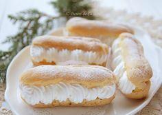 Ecler cu frisca - Desert De Casa - Maria Popa Creme, Sweets, Cakes, Food, Gummi Candy, Cake Makers, Candy, Kuchen, Essen