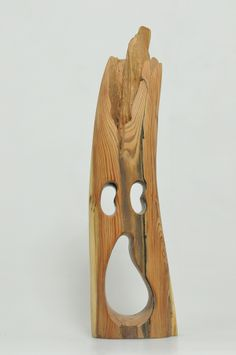 Wooden face