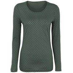 Cath Kidston - Mini Dot Long Sleeve T-Shirt