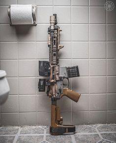 Women and wheels — mariodawg: dailygundose: 📸 ・・・. Tactical Rifles, Firearms, Shotguns, Tactical Survival, Weapons Guns, Guns And Ammo, Airsoft, Ar15 Pistol, Ar Rifle