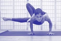 The 5 Most Difficult Yoga Poses  #Refinery29 I WILL ACCOMPLISH THESE!