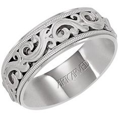 Artcarved- matching men's wedding ring