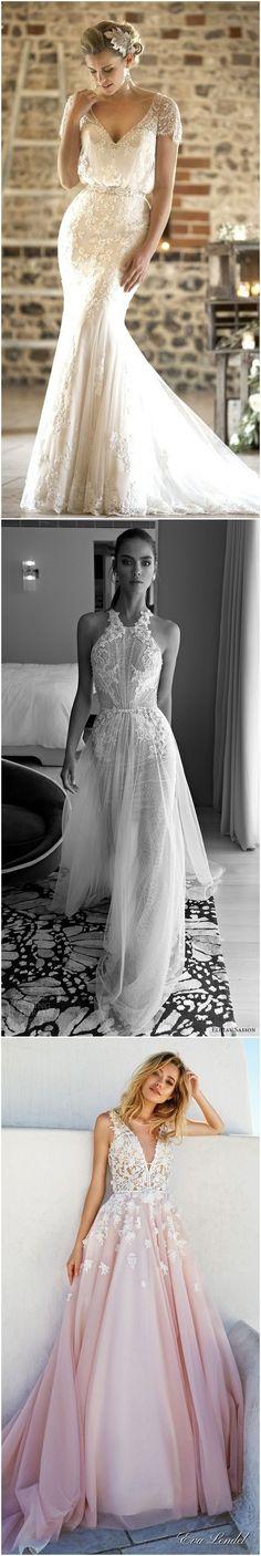 vintage wedding dress for 2017 trends