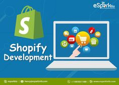 Get dedicated #Shopify developers for your #WebsiteDevelopment that offers a great experience to users. Visit :  https://www.esparkinfo.com/shopify-development.html?utm_content=buffer74c3e&utm_medium=social&utm_source=pinterest.com&utm_campaign=buffer