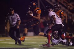 FOOTBALL: McCamey vs. Iraan