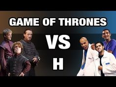 Game of Thrones VS la série H
