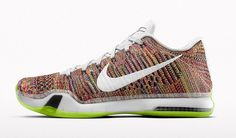 You'll Be Able to Make a 'Multicolor' Nike Kobe 10 Elite Next Week