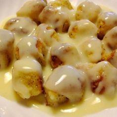 Fun Deserts, Amazing Deserts, Hungarian Recipes, Hungarian Food, Kefir, Nutella, Mashed Potatoes, Macaroni And Cheese, Cake Recipes