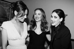 """Mila Kunis, Natalie Portman e Winona na estreia de """"Cisne Negro"""" no Teatro Ziegfeld em Nova York - (30/novembro/2010) 🌹"""
