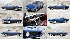 1962 Ferrari 250 GT SWB Berlinetta Speciale body by Nuncio Bertone & Giorgetto Giugiaro