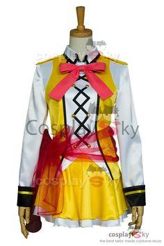 LoveLive Umi Sonoda Uniform Cosplay Costume _1