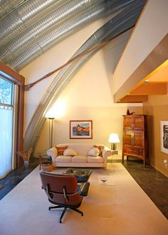 quonset hut homes projects