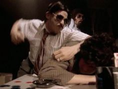Prerequisite for the librarian video: Beastie Boys - Sabotage - YouTube