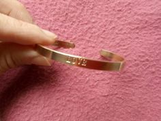 Enter to #win @sixsistersbead Personalized Gold Cuff Bracelet #giveaway ends 10/31 Open to US/CAN