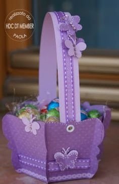 possible Easter basket