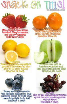 Healthy snacks fitfullfabulous.tumblr.com