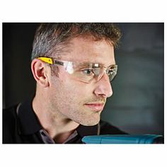 9fcc567c22 DeWalt Protector Clear Lens Safety Specs How To Protect Yourself