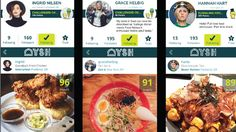 Dysh, a new smartphone app, turns everyone into a budding food critic. And while you may not be transformed into Jonathan Gold after hitting download, the app does encourage users to have an opinion when it comes to food.