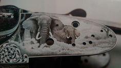 Allan Portsmouth engraving