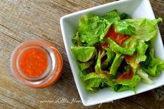 Recipe :: HomeMade ❗️     Catalina Salad Dressing  Perfect for those Mason Jar    Salads❗️