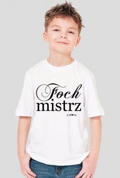 FochMistrz – T-shirt niezłomnego obrażucha Coding, T Shirts For Women, Fashion Outfits, Casual, Clothes, Diy, Design, Outfits, Fashion Suits