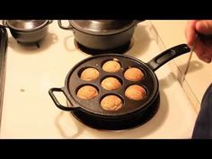 How to Cook Aebleskiver