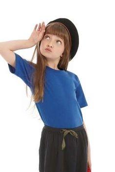 Magliette economiche bambino a manica corta 100% cotone, per campi estivi