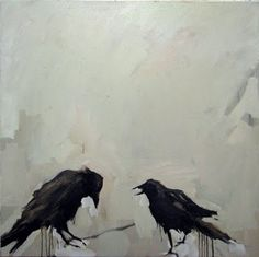 Samantha French  I'm partial to crows