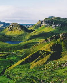 I would hike for this view any day #Quiraing