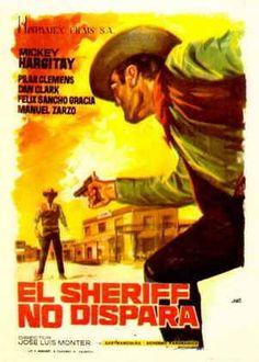 El Sheriff No Dispara (1965) Español