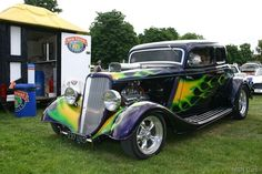 images of hot rod cars | ... Hot Rod and Custom Car Drive-In day. It was staggeringly brilliant