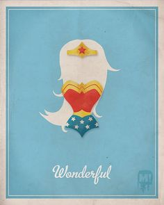 Wonderful Wonder Woman