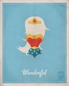 Wonderful Wonder Woman @Jenn L Milsaps L Milsaps L Milsaps L Post