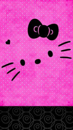Hello kitty wallpaper sanrio pinterest kitty wallpaper hello mis wallpapertengo una nina dentro que no ha crecido voltagebd Choice Image