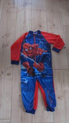 Pyžamo Spiderman vel. 4/5 let cca 104/110 - 1