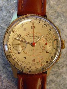 Breitling Chronomat - a short history, part 1: The Slide Rule Chronomats