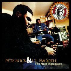 Pete Rock & C.L. Smooth - I Got a Love Hip Hop. Old School Hip Hop. Underground Hip Hop. Artist. Rap. Real Music. Album Cover. Track. Rhyme. Beats. DJ. MC