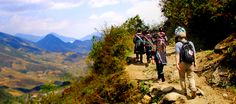 adventure Sapa trekking tours
