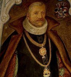 Christopher Walkendorff, rigshofmester Danmark (f.1525 d.1601) Länsherre på Gotland mellan 22 augusti 1571 och 16 juli 1573.