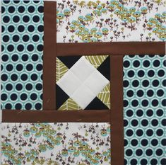 Wait, it's January 23, and I'm already posting my bee blocks for the month? That's got to be a record! This month's blocks were a lot of fun, and all over the map stylistica…