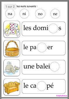 French Language Lessons, French Language Learning, French Lessons, French Flashcards, French Worksheets, Learning French For Kids, Early Learning, French Education, Kids Education