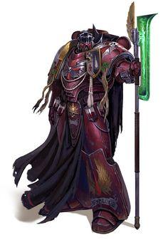 Exsanguinator-Honour Guard by DiegoGisbertLlorens.deviantart.com on @DeviantArt