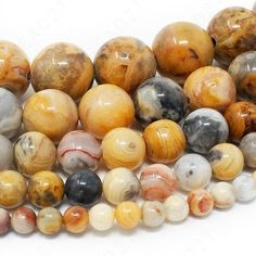 """3mm wide WELO OPAL CHIPS 14.5/"""" strand 250 beads"""